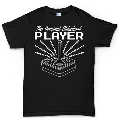 Old School Gamer T-shirt, [product_type) - Fretshirt.com