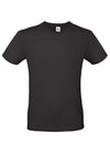 Blank Men's T-shirt - Black, [product_type) - Fretshirt.com