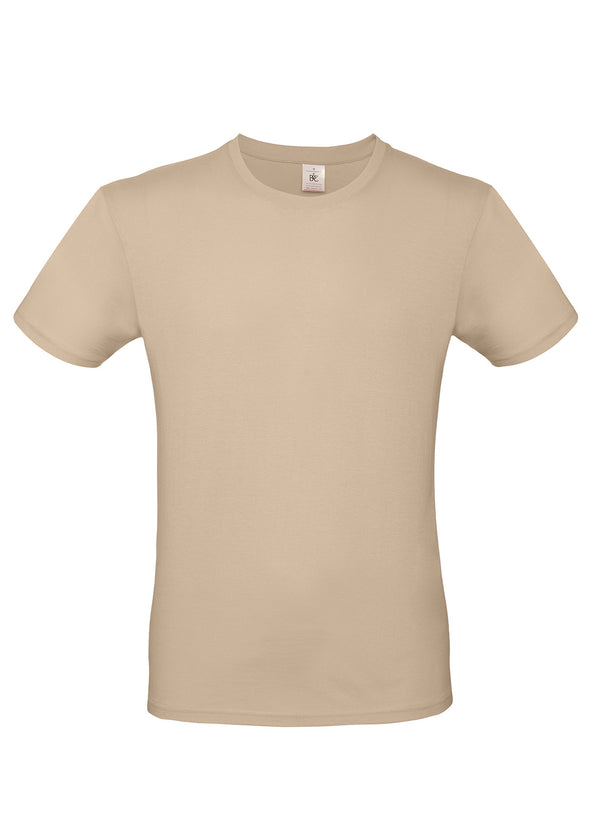 Blank Men's T-shirt - Sand, [product_type) - Fretshirt.com