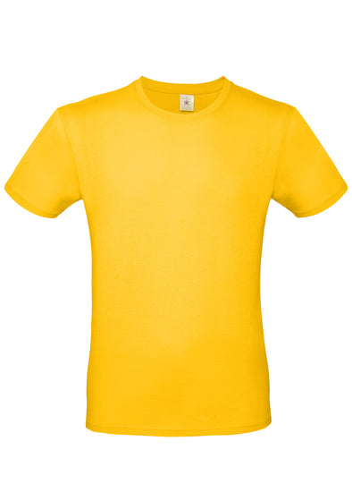 Blank Men's T-shirt - Gold, [product_type) - Fretshirt.com