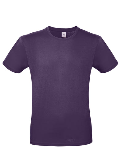 Blank Men's T-shirt - Purple - Fretshirt.com