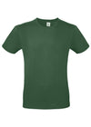 Blank Men's T-shirt - Forest Green, [product_type) - Fretshirt.com