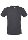 Blank Men's T-shirt - Charcoal - Fretshirt.com