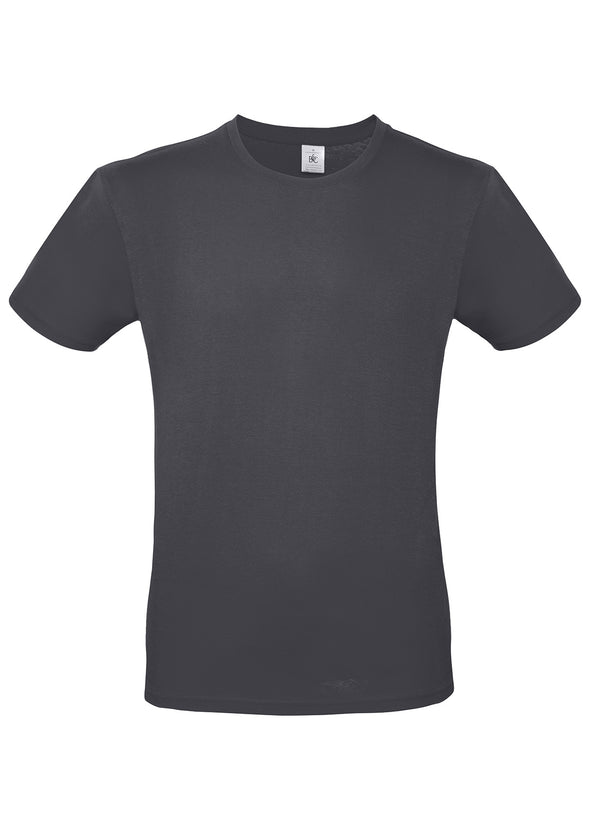 Blank Men's T-shirt - Charcoal, [product_type) - Fretshirt.com