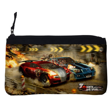 Zombie Driver Blood Race Sublimation Pencil Case