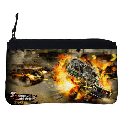 Zombie Driver Police Sublimation Pencil Case
