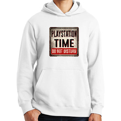 PlayStation Time Do Not Disturb Hoodie