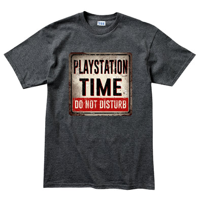 PlayStation Time Do Not Disturb Kid's T-Shirt