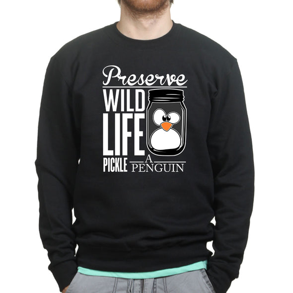 Preserve Wildlife Sweatshirt, [product_type) - Fretshirt.com