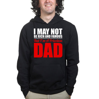 Priceless Dad Hoodie, [product_type) - Fretshirt.com