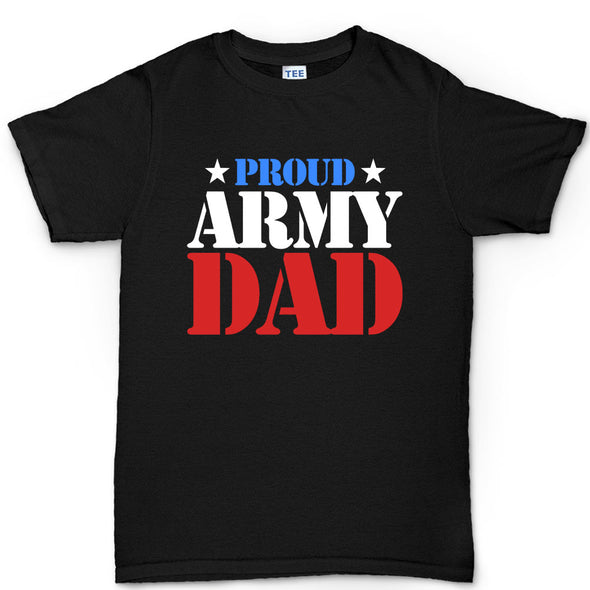 Proud Army Dad T-Shirt - Fretshirt.com
