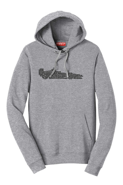 Race Car Driver Legends Hoodie