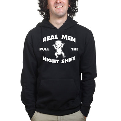 Night Shift Dad  Hoodie