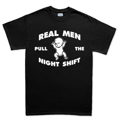 Night Shift Dad  T-Shirt, [product_type) - Fretshirt.com