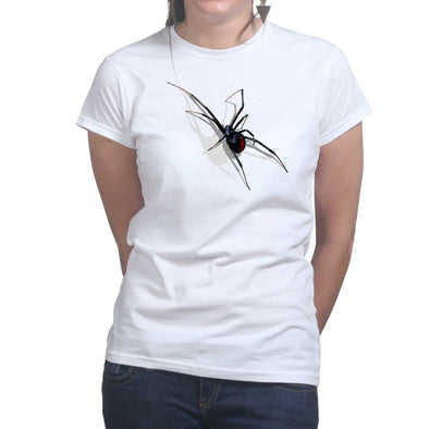 3D Real Spider Women's T-Shirt, [product_type) - Fretshirt.com