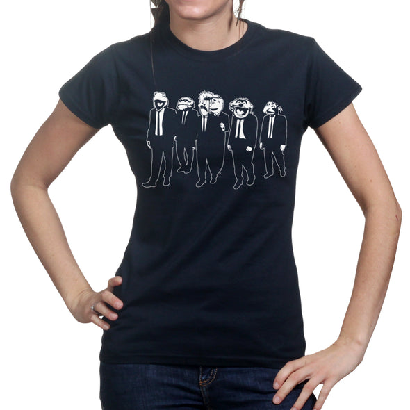 Reservoir Dogs Muppet Show Ladies T-shirts