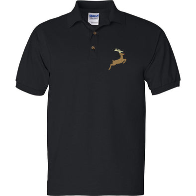 Rudolph Embroidered Polo Shirt