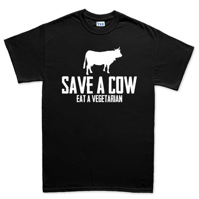 Save Cows Vegetarian Kid's T-Shirt