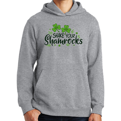 Shake Your Shamrocks Hoodie