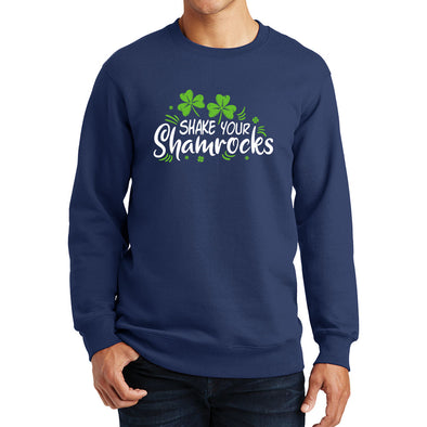 Shake Your Shamrocks Sweatshirt