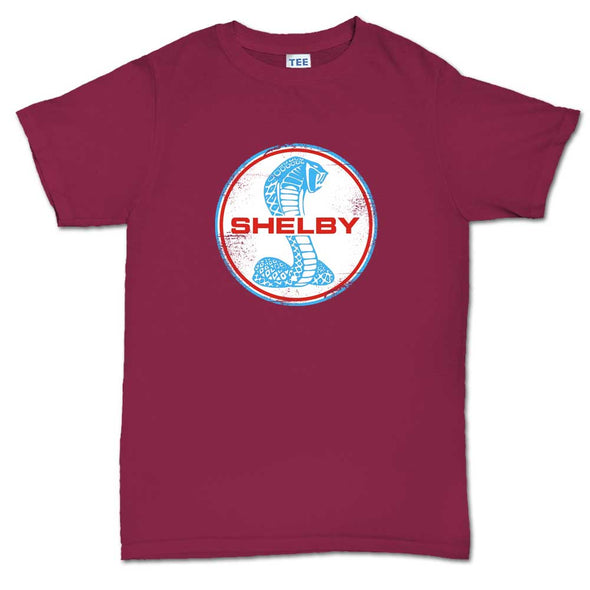 Shelby Cobra American Muscle Car T-Shirt - Fretshirt.com