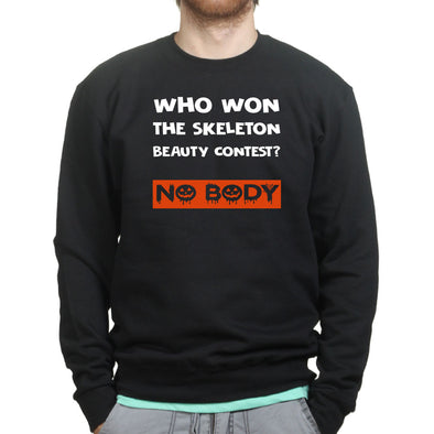 Skeleton Contest Sweatshirt