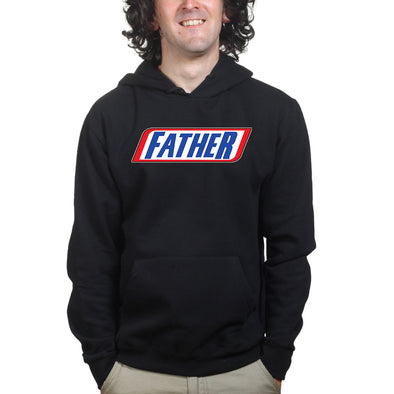 Chocolate Dad  Hoodie, [product_type) - Fretshirt.com