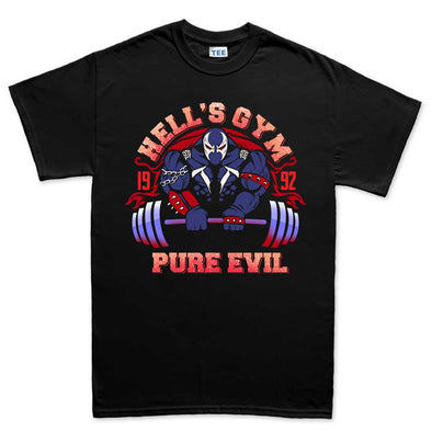 Hell's Gym Super Hero Villain Kid's T-Shirt