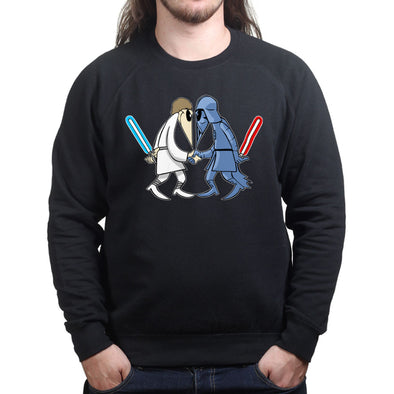 Spy vs Spy Star Wars Sweatshirt, [product_type) - Fretshirt.com