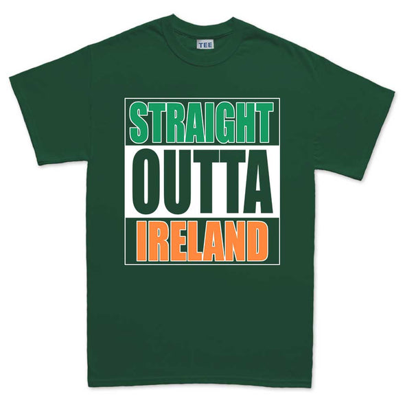 Straight Outta Ireland Kid's T-Shirt