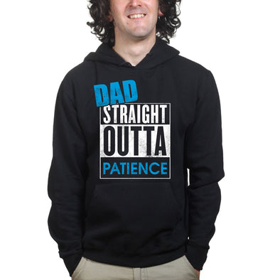 Straight Outta Patience Hoodie