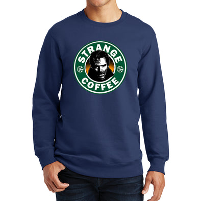 Strange Coffee Sweatshirt