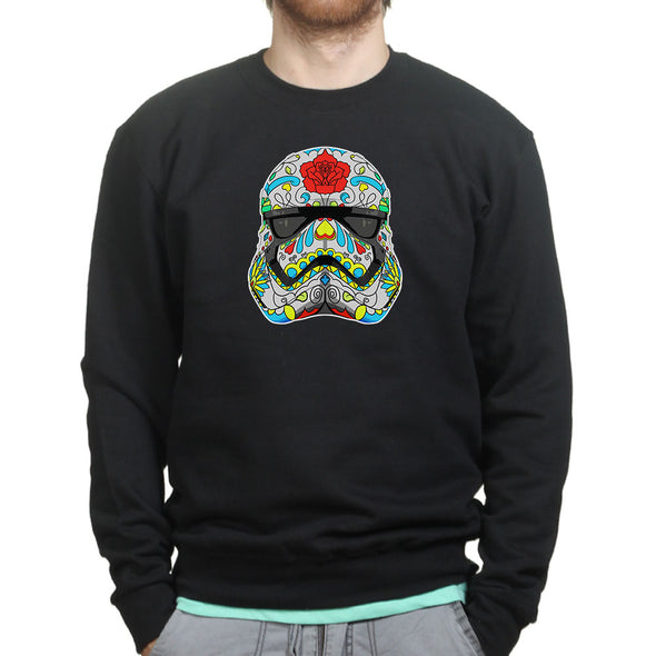 Sugar Skull Trooper Sweatshirt