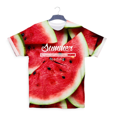 Summer Loading Watermelon T-Shirt