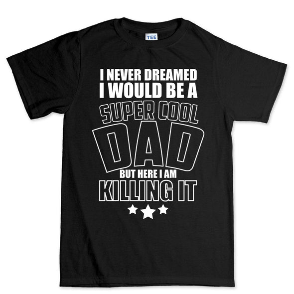 Super Cool Dad T-Shirt
