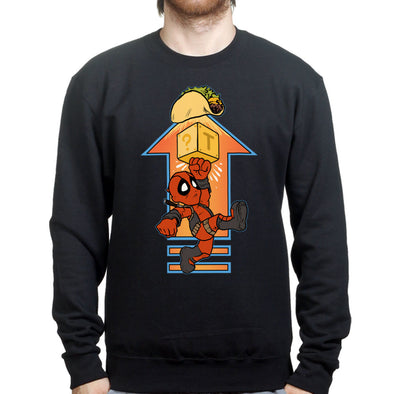 Super Deadpool Bros Sweatshirt