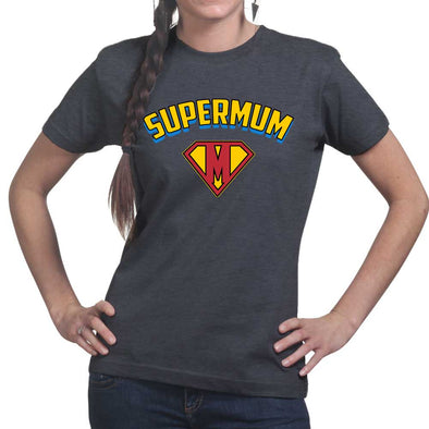 Super Mum Women's T-Shirt