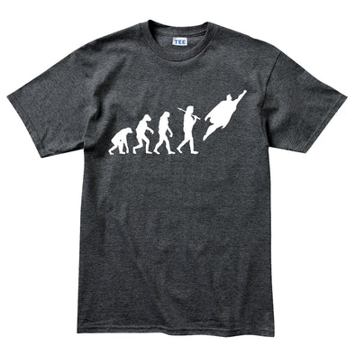 Superman Evolution Kid's T-Shirt