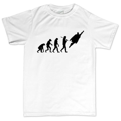 Superman Evolution T-Shirt