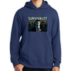 Survivalist - Small Joe Wheeler Hoodie