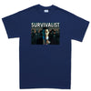 Survivalist - Small Joe Wheeler T-Shirt