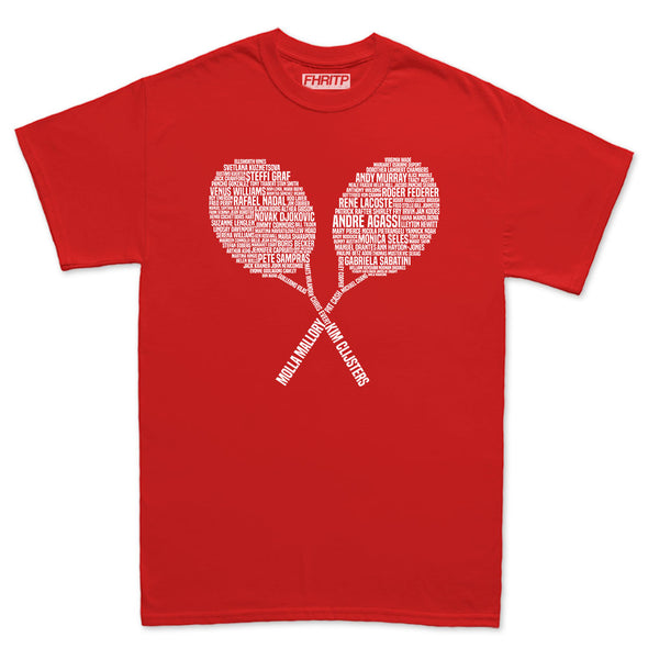 Tennis Legends T-Shirt
