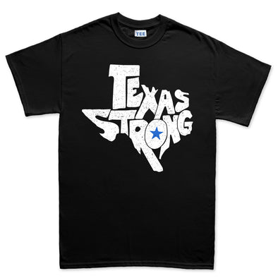 Mens Texas Strong T-shirt