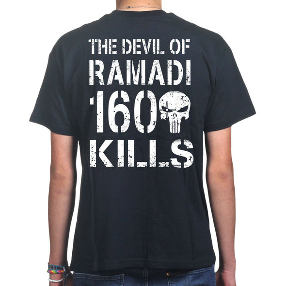 The Devil of Ramadi Kill Count T-Shirt - Fretshirt.com
