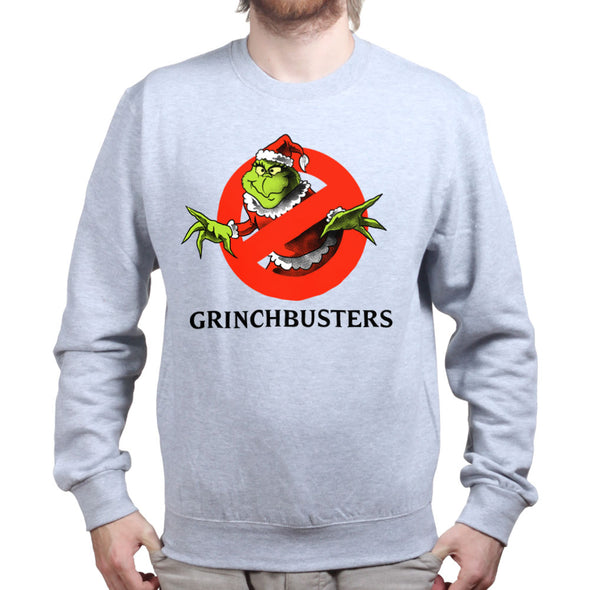 The Grinch Busters Sweatshirt