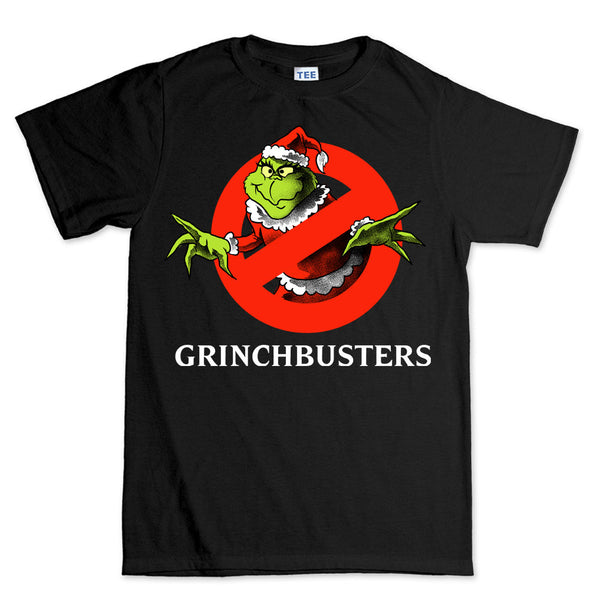 The Grinch Busters T-Shirt