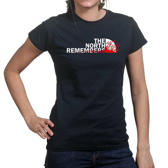 The North Remembers Women's T-Shirt, [product_type) - Fretshirt.com