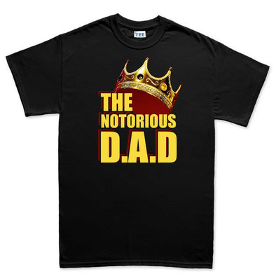 Notorious DAD T-Shirt, [product_type) - Fretshirt.com