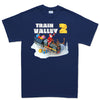Train Valley 2 - Santa Train T-Shirt