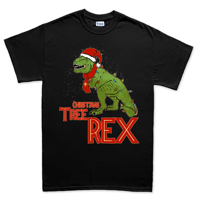 Christmas Tree Rex T-shirt